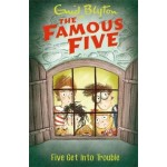 FamousFiveNew8 FIVE GET INTO TROUBLE