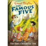 FamousFiveNew11 FIVE HAVE WONDERFUL TIME
