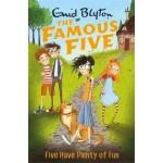 FamousFiveNew14 FIVE HAVE PLENTY OF FUN