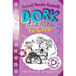 Dork Diaries #02: Party Time (New Cover)