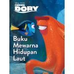 DISNEY PIXAR FINDING DORY:BUKU 32PP