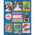 Mighty Marvel Posters: With 28 Powerful Posters to Colour