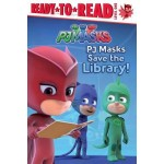 PJ Masks Save the Library!