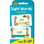 School Zone Beginning Sight Words Flash Cards (new cover)
