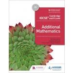 Cambridge IGCSE and O Level Additional Mathematics
