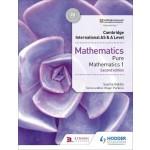 AS & A Level Mathematics Pure Mathematics 1 2nd Edition