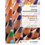 AS & A Level Mathematics Probability & Statistics 1