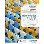 AS & A Level Mathematics Probability & Statistics 2
