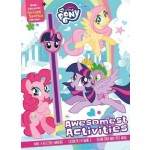My Little Pony Awesomest Activities: With Special Twilight Sparkle Straw!