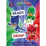 PJ MASKS READY STEADY DRAW