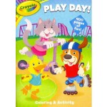 C-Crayola:Play Day Coloring & Activity