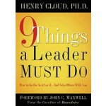 BP-9 THINGS A LEADER MUST DO