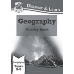 KS2 Year 5 & 6 Discover & Learn: Geography Activity Book