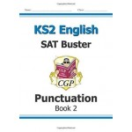 KS2 Book 2 SAT Buster - English Punctuation