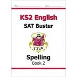 KS2 Book 2 SAT Buster - English Spelling