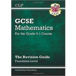 GCSE Grade 9-1 Foundation Level Revision Guide: Maths(with Online Edition)