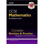 GCSE Grade 9-1 Foundation Level Complete Revision & Practice: Maths