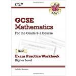 GCSE Grade 9-1 Higher Level Exam Practice Workbook: Maths (Includes Answer)