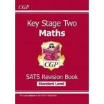 KS2 Standard Level SATS Revision Book -Maths