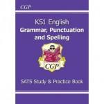 KS1 Study & Practice Book -Grammar, Punctuation & Spelling
