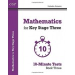 KS3 Book 3 10-Minute Tests -Mathematics (Include Answer)