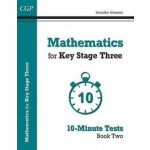 KS3 Book 2 10-Minute Tests -Mathematics (Include Answer)