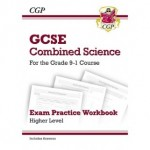 GCSE  Grade 9-1 Higher Level Revision Guide:Combined Science (Includes Answer)