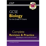 GCSE Grade 9-1 Complete Revision & Practice: Biology (with Online Edition)