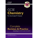 GCSE Grade 9-1 Complete Revision & Practice: Chemistry (with Online Edition)