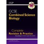 GCSE Complete Revision & Practice :Combined Science: Biology (with Online Edition)
