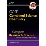 GCSE Complete Revision & Practice :Combined Science: Chemistry (with Online Edition)