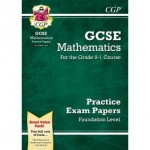 GCSE Grade 9-1 Foundation Level Practice Papers:  Maths