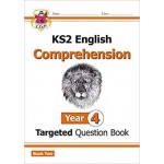 KS2 Year 4 Book 2 Targeted Question Book: English Comprehension