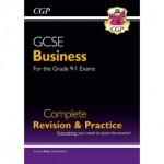 GCSE Grade 9-1 Complete Revision & Practice: Business(with Online Edition)