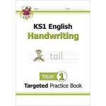 KS1 Year 1 Targeted Practice Book: English Handwriting