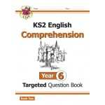 KS2 Year 6 Book 2 Targeted Question Book: English Comprehension