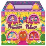 My House Book: Princess Palace: Novelty Activity Book