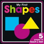 P-BLACK AND WHITE:FIRST SHAPES