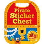 My Shiver Me Timbers Pirate Sticker Bag