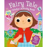 P-FAIRY TALE STICKER ACTIVITY BOOK