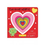 FIVE LITTLE HEARTS (POP OUT & PLAY)