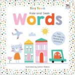 P-TINY TOWN HIDE AND SEEK - WORDS