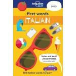 LP FIRST WORDS: ITALIAN