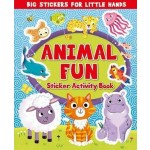 P-ANIMAL FUN STICKER ACTIVITY BOOK