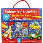 P-ACTIVITY PACK: COLOUR BY NUMBERS FUN