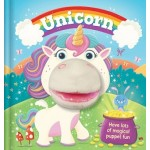 P- HAND PUPPET FUN: UNICORN