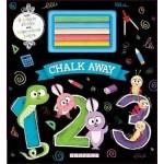 P-CHALK AWAY: 123