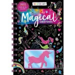 P-SCRATCH & COLOUR: MAGICAL CREATURES