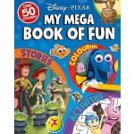 DISNEY PIXAR MY MEGA BOOK OF FUN