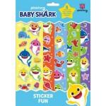 BABY SHARK  STICKER FUN